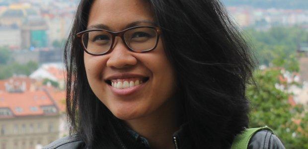 Global Communication Student Frances Bajet