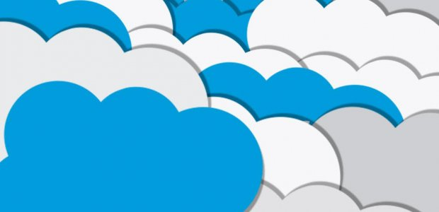 Illustration of different clouds for Salesforce