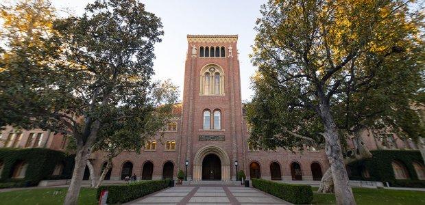 Photo of USC Bovard Auditorium