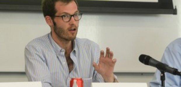 Julian Reicheit, editor-in-chief of Bild.de, discusses how to overcome propaganda.