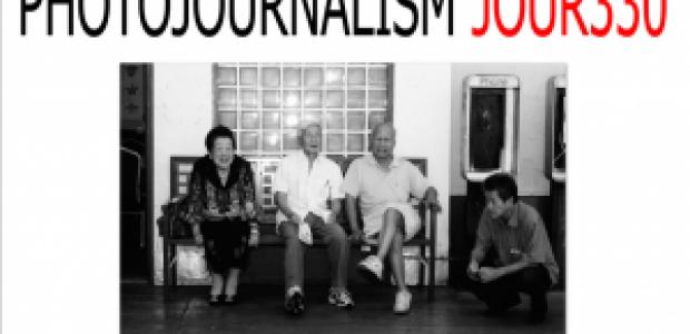 PhotoJournalism Jour 330