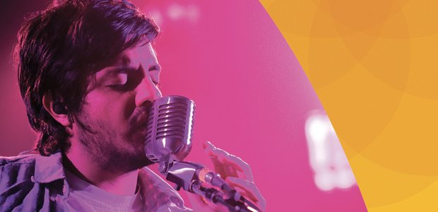 Photo of Sameer Gadhia of Young the Giant